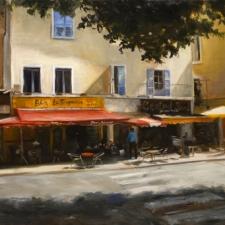 Spanish Cafe David Sheperd