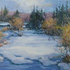 Winter Frostin 8 x 12