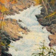 Spring at Ragged Falls