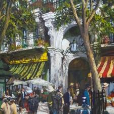 The Boulevards of Paris #6