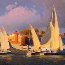 Newport Sailing Boats