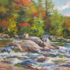 Douglas Edwards-Fairy Falls-16x20