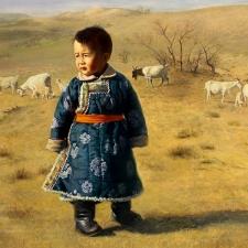 Child Shepherd