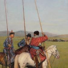 Mongolian Cowboys