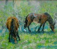 Two Horses - Warren Darley