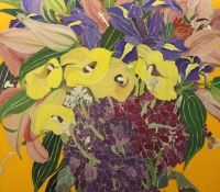 Helen Lucas - Art in Bloom