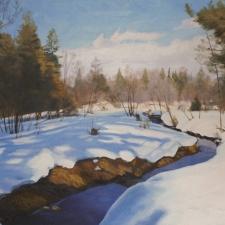 Sevier-Beautiful-Winter-Day-16x20