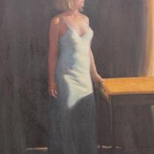Roberts-Lady at Window