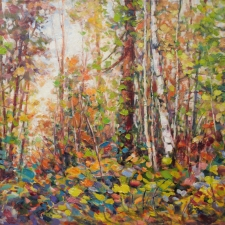 Manley-Spring Song-24x36