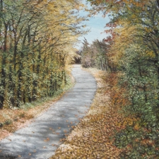 Schumacher-Caledon-Mono-Road-11x14