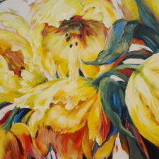 Kovac-Tulips Sunny Spring-30x60