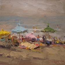 Keyhani-Wasaga Beach#2-16x16