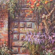 Old English Door 24 x 36 Nemo
