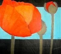 Poppies - Maya Foltyn