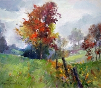 October Morning Cavan - Sam Paonessa