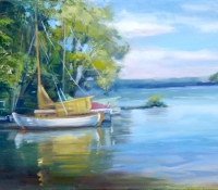Peaceful Cove, Amherst Island - Shelly Burke