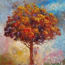Paul Dolgov-The Tree of Life II-24x24