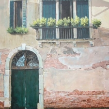 Texture of Venice II