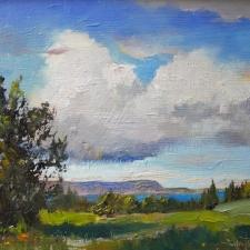 Paonessa-Blue Mountain Vista-9x12
