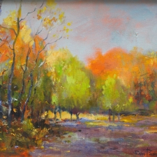 Paonessa-Autumn Splendor-12x16