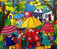 its-rainting-its-pouring-10-x-12-in-acrylic-on-canvas-171372