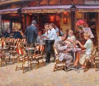 Tete a Tete Café Paris